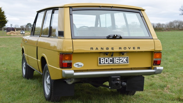 1971 Range Rover Suffix A For Sale (picture 18 of 110)