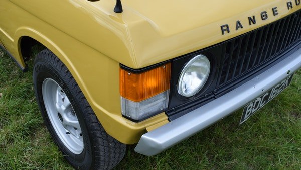 1971 Range Rover Suffix A For Sale (picture 11 of 110)