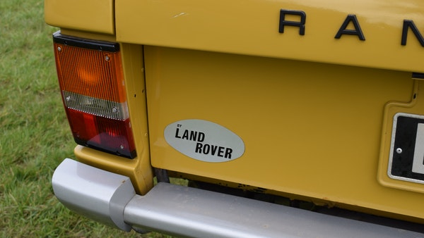 1971 Range Rover Suffix A For Sale (picture 22 of 110)