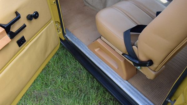 1971 Range Rover Suffix A For Sale (picture 64 of 110)