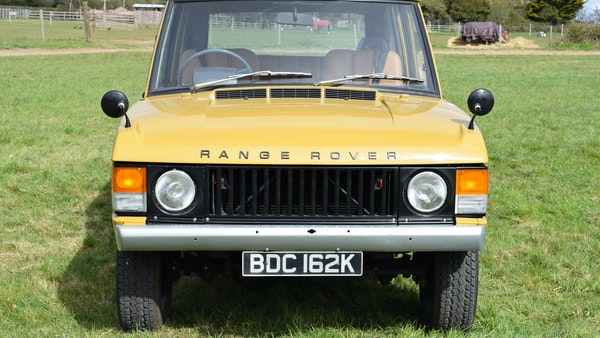 1971 Range Rover Suffix A For Sale (picture 13 of 110)