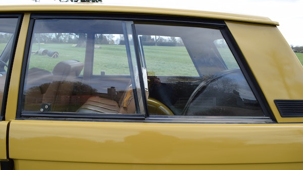 1971 Range Rover Suffix A For Sale (picture 32 of 110)