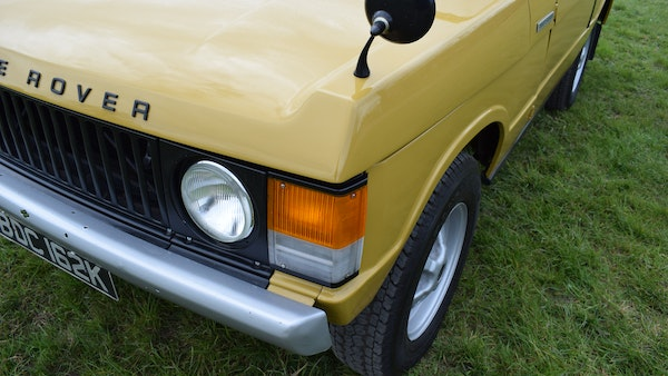 1971 Range Rover Suffix A For Sale (picture 35 of 110)