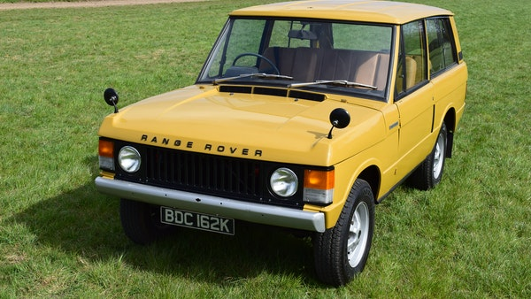1971 Range Rover Suffix A For Sale (picture 16 of 110)