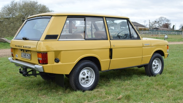 1971 Range Rover Suffix A For Sale (picture 21 of 110)