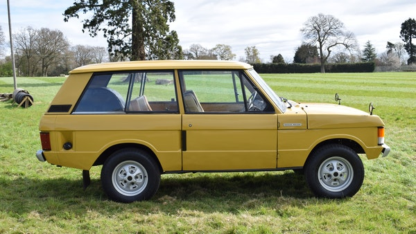 1971 Range Rover Suffix A For Sale (picture 7 of 110)