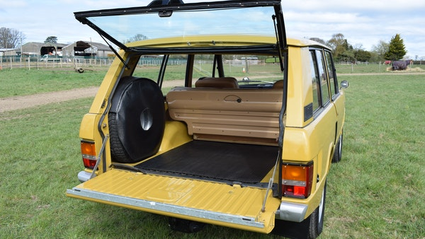 1971 Range Rover Suffix A For Sale (picture 66 of 110)