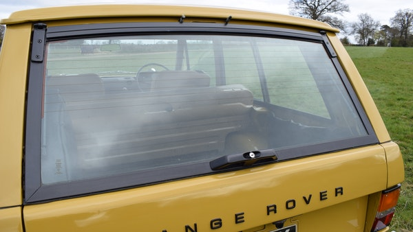 1971 Range Rover Suffix A For Sale (picture 25 of 110)