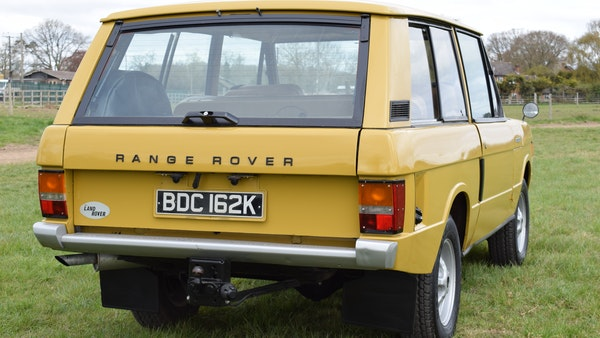 1971 Range Rover Suffix A For Sale (picture 20 of 110)