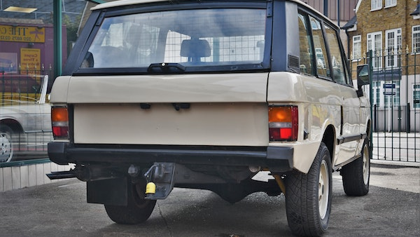 1972 Range Rover Suffix A (LHD) For Sale (picture 20 of 172)
