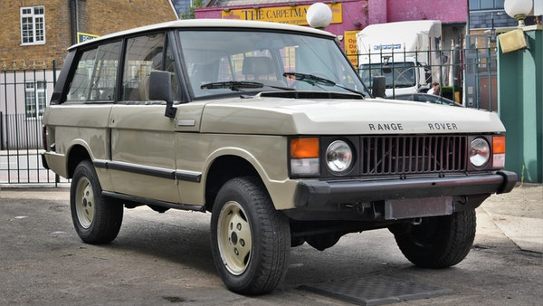 1972 Range Rover Suffix A (LHD) For Sale (picture 9 of 172)