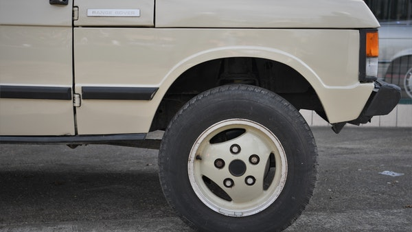 1972 Range Rover Suffix A (LHD) For Sale (picture 82 of 172)