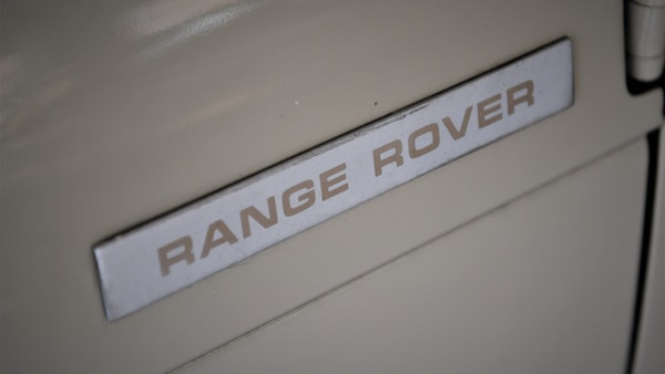 1972 Range Rover Suffix A (LHD) For Sale (picture 85 of 172)