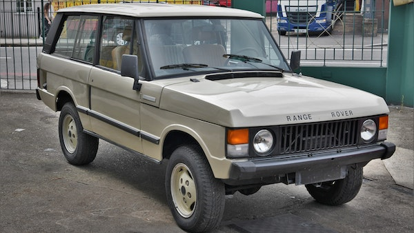 1972 Range Rover Suffix A (LHD) For Sale (picture 3 of 172)