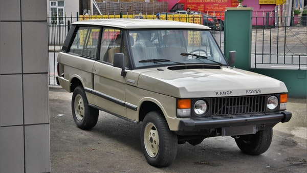 1972 Range Rover Suffix A (LHD) For Sale (picture 7 of 172)
