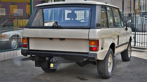 1972 Range Rover Suffix A (LHD) For Sale (picture 17 of 172)