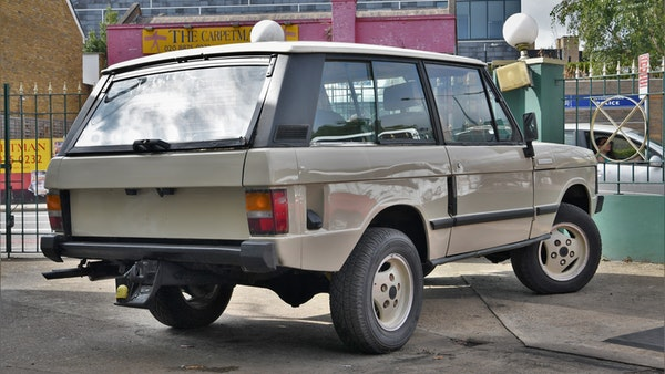 1972 Range Rover Suffix A (LHD) For Sale (picture 19 of 172)