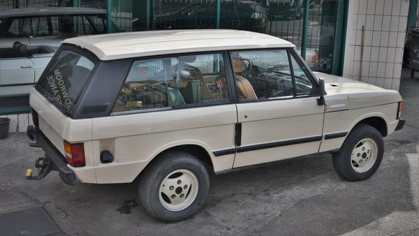 1972 Range Rover Suffix A (LHD) For Sale (picture 16 of 172)