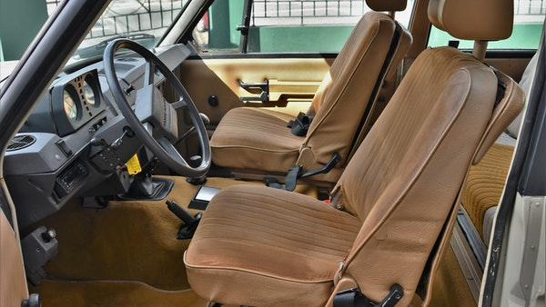 1972 Range Rover Suffix A (LHD) For Sale (picture 27 of 172)