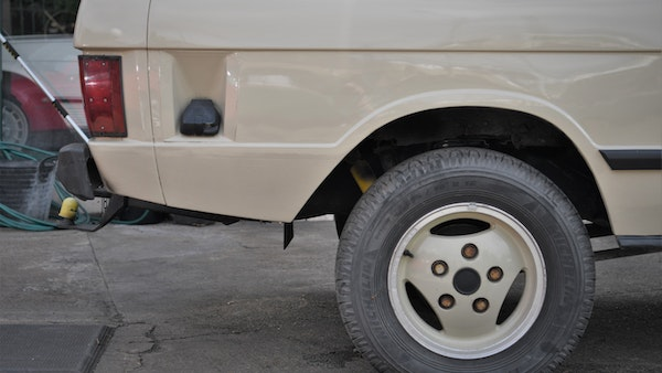 1972 Range Rover Suffix A (LHD) For Sale (picture 139 of 172)