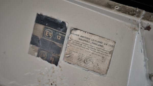 1972 Range Rover Suffix A (LHD) For Sale (picture 117 of 172)
