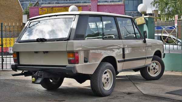 1972 Range Rover Suffix A (LHD) For Sale (picture 12 of 172)