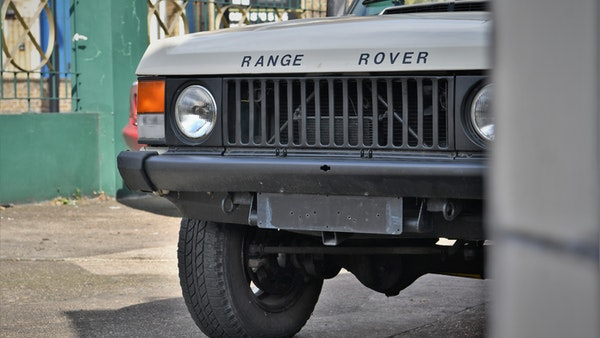 1972 Range Rover Suffix A (LHD) For Sale (picture 81 of 172)