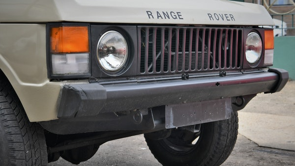 1972 Range Rover Suffix A (LHD) For Sale (picture 140 of 172)
