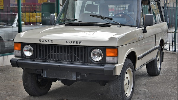 1972 Range Rover Suffix A (LHD) For Sale (picture 4 of 172)