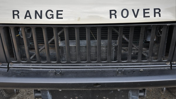 1972 Range Rover Suffix A (LHD) For Sale (picture 135 of 172)