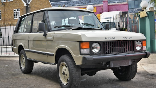 1972 Range Rover Suffix A (LHD) For Sale (picture 11 of 172)