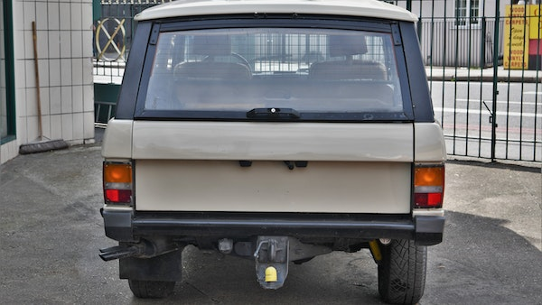 1972 Range Rover Suffix A (LHD) For Sale (picture 14 of 172)