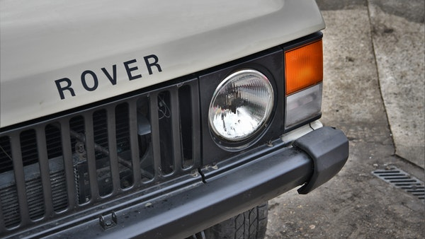 1972 Range Rover Suffix A (LHD) For Sale (picture 101 of 172)