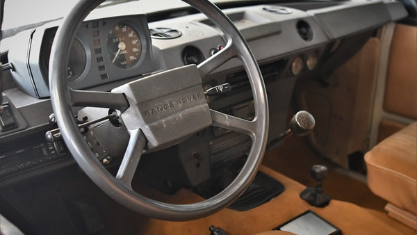 1972 Range Rover Suffix A (LHD) For Sale (picture 26 of 172)