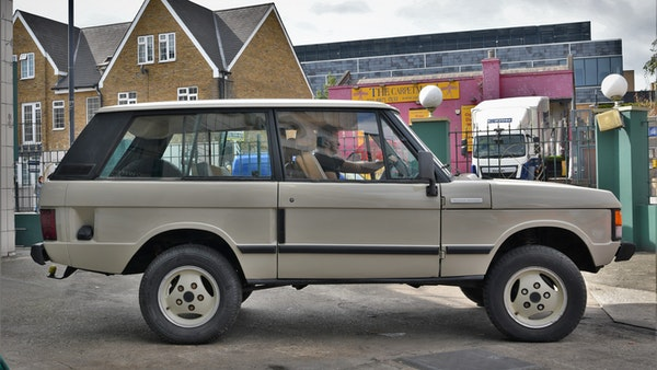 1972 Range Rover Suffix A (LHD) For Sale (picture 5 of 172)