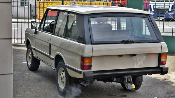 1972 Range Rover Suffix A (LHD) For Sale (picture 84 of 172)