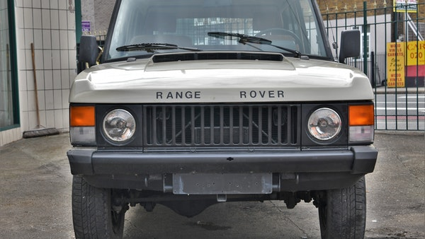 1972 Range Rover Suffix A (LHD) For Sale (picture 6 of 172)