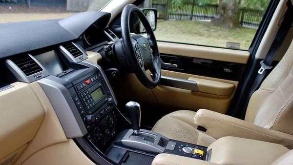 2008 Range Rover Sport TDV8 For Sale (picture 78 of 97)
