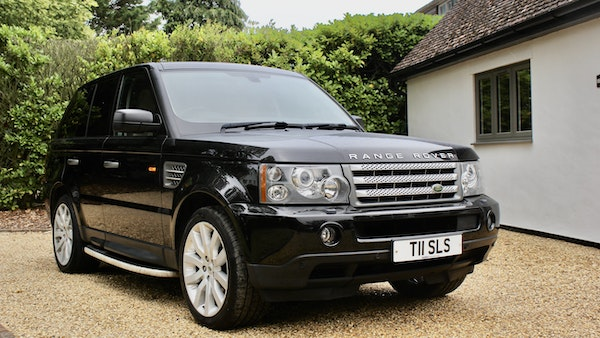 2008 Range Rover Sport TDV8 For Sale (picture 16 of 97)