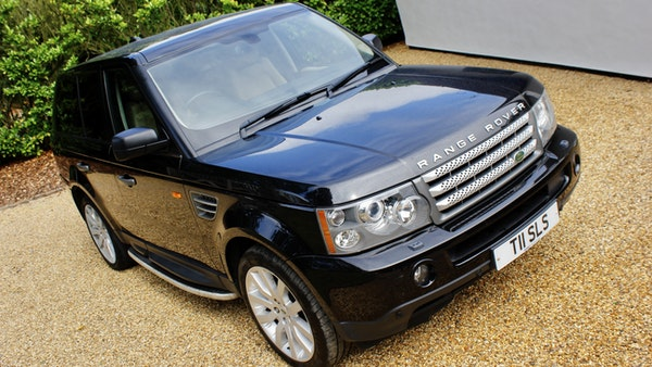 2008 Range Rover Sport TDV8 For Sale (picture 6 of 97)