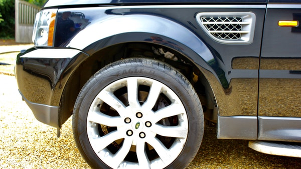 2008 Range Rover Sport TDV8 For Sale (picture 25 of 97)