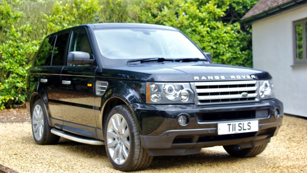 2008 Range Rover Sport TDV8 For Sale (picture 24 of 97)