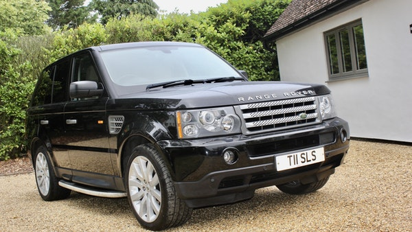 2008 Range Rover Sport TDV8 For Sale (picture 17 of 97)