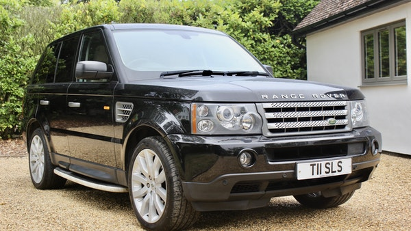 2008 Range Rover Sport TDV8 For Sale (picture 15 of 97)