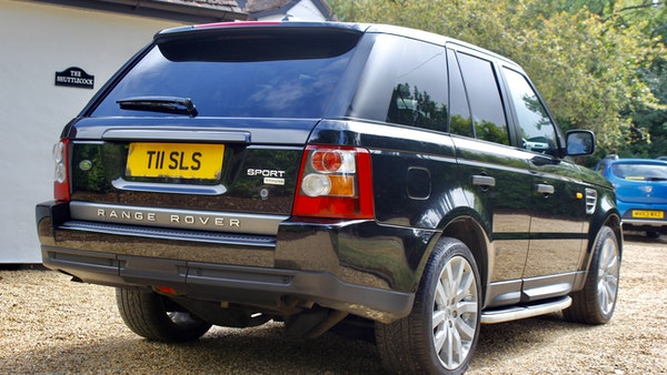 2008 Range Rover Sport TDV8 For Sale (picture 8 of 97)