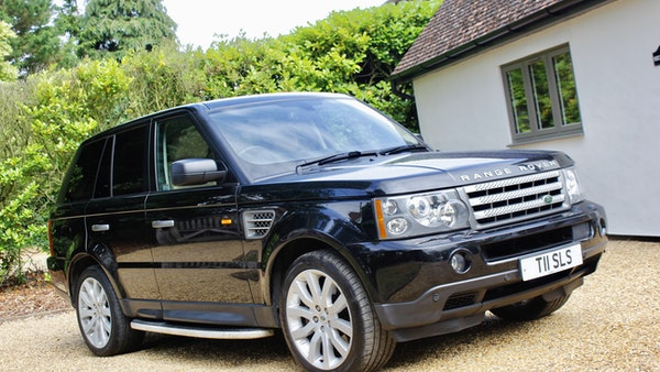 2008 Range Rover Sport TDV8 For Sale (picture 5 of 97)