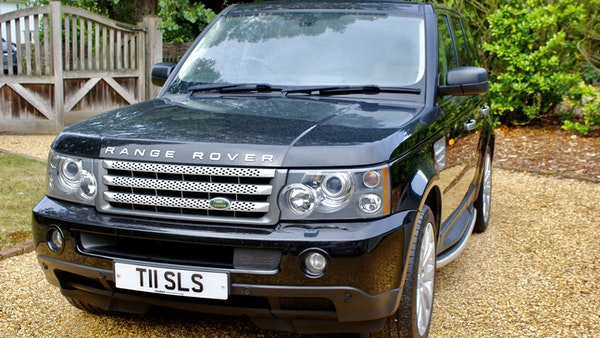 2008 Range Rover Sport TDV8 For Sale (picture 3 of 97)