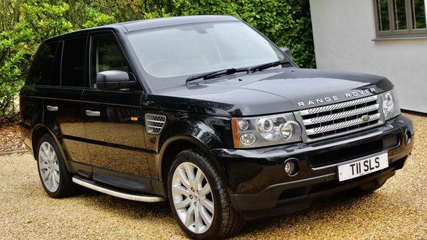 2008 Range Rover Sport TDV8 For Sale (picture 12 of 97)