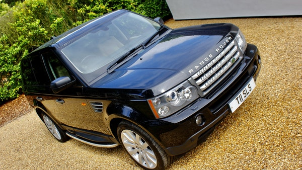 2008 Range Rover Sport TDV8 For Sale (picture 30 of 97)