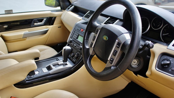 2008 Range Rover Sport TDV8 For Sale (picture 50 of 97)